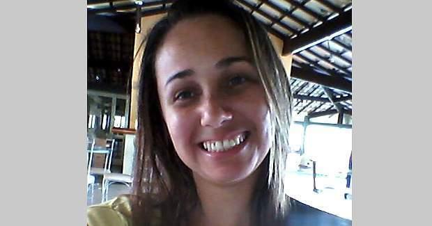 Daiana Borges, morta pelo ex-noivo, em 2016. Foto: Reprodução/Internet
