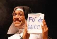 "Teatro de São Pedro recebe espetáculo ""Nunca fui Santa"" nesta sexta"