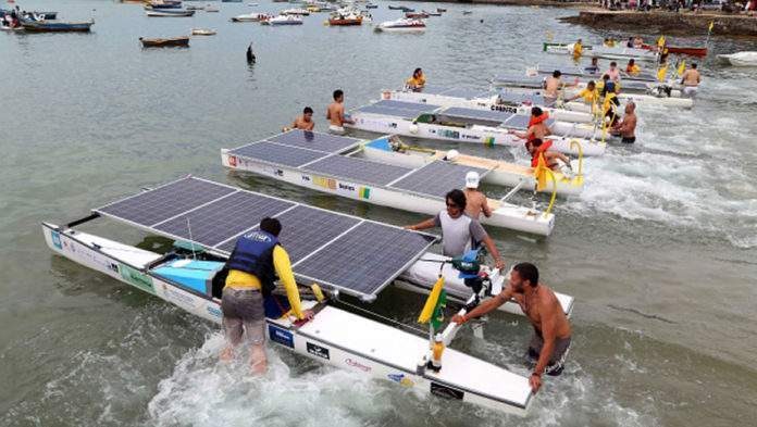 Abertura do 'Desafio Solar Brasil' acontece nesta terça em Búzios