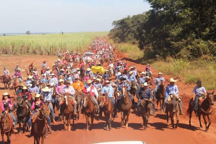 Evento acontece nesta sexta (7) no Polo Rural. Foto: Reprodução/Internet
