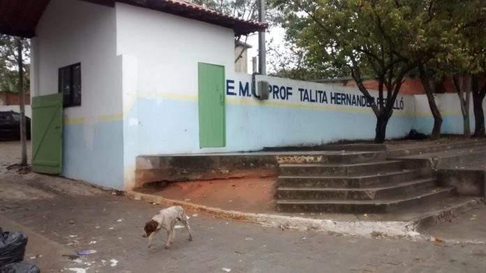 Caso ocorreu em colégio da rede municipal no Jardim Esperança. Foto: Internet/Reprodução
