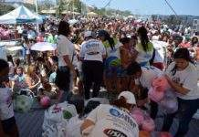 Materiais serão doados na terceira festa realizada pelo grupo. Foto: Fonte Certa