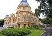 Palácio Guanabara é a sede do governo do Estado do Rio