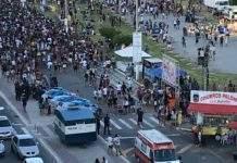 Um dos envolvidos é suspeito de integrar o tráfico de drogas em Búzios. Foto: PM/Divulgação