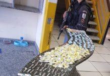 Homem é preso com cocaína, maconha e crack em Búzios