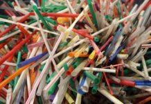 Canudos de plástico demoram cerca de 100 anos para se degradar. Foto: Reprodução/ Internet