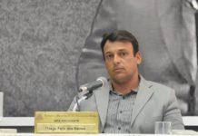 Thiago Félix dos Santos, o Fatinha, teria participado da morte de um pescador em setembro. Foto: Internet/Reprodução