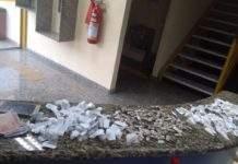 Na ação foram apreendidas 40 cápsulas de cocaína e 146 buchas de maconha. Foto: PM/Divulgação