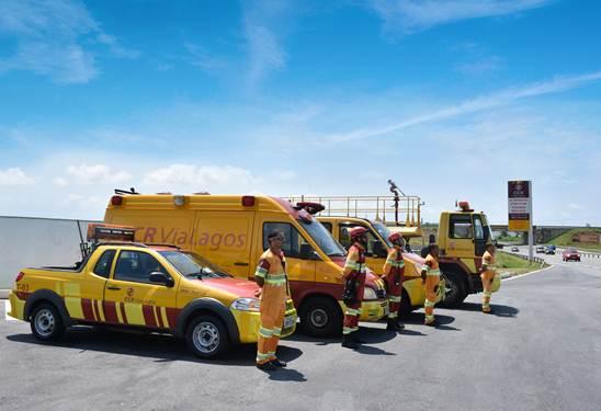 Segundo a concessionária, tráfego teve aumento de 18% em relação ao movimento previsto. Foto: Divulgação/ CCR Via Lagos. Foto: Divulgação/CCR-ViaLagos