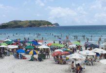 Entre 29 de dezembro e 2 de janeiro foram 45 notificações e 50 apreensões. Foto: Divulgação/ Prefeitura de Cabo Frio. Fotos: Luciano Motta