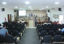 Audiência Pública na Câmara discutiu implantação do sistema de cobrança. Foto: Jefferson Viana/Prefeitura SPA
