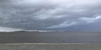 Segundo o Inmet, os próximos dias serão nublados e com chance de chuva. Foto: Fonte Certa