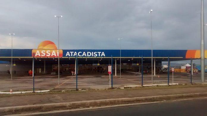 Ação ocorreu no estacionamento do mercado Assai, nessa quinta-feira (25). Foto: Internet/Divulgação
