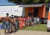 Sessões acontecem nesta segunda e terça-feira, na Praça do INEFI. Foto: Prefeitura/Divulgação