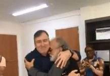 Durante reunião de gabinete, que aconteceu nesta quarta-feira (26), o prefeito de Cabo Frio Adriano Moreno (Rede) anunciou o novo secretário de Cultura, Milton Alencar Jr.