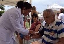 Neste sábado (29) é a vez dos moradores do Retiro, em São Pedro da Aldeia, participarem do São Pedro com a Comunidade.