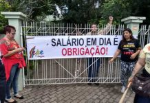 Os profissionais da Educação da rede municipal de Cabo Frio aprovaram, por unanimidade, na noite dessa segunda-feira (08) em assembleia no Edilson Duarte