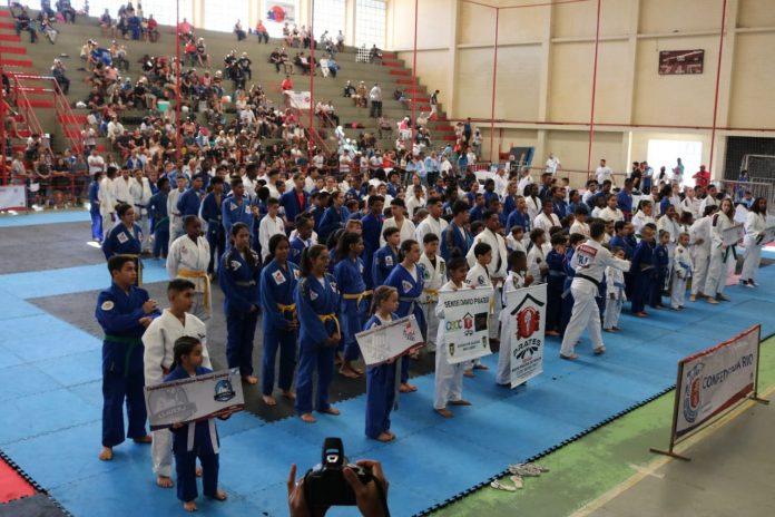O Distrito de Tamoios foi sede do Campeonato Brasileiro Regional Sudeste, organizado pela Liga Nacional de Judô – Brasil (LNJ)