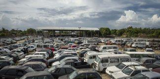 Em apenas três leilões realizados neste ano de 2019 o Detran RJ bateu a marca de 9.171 veículos arrematados, arrecadando aproximadamente R$ 2,5 milhões, além de reciclar cinco toneladas de material ferroso.