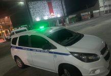 Um taxista teve seu carro roubado após pegar um passageiro na rodoviária de Cabo Frio na madrugada desta terça-feira (16).