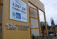 Um homem foi preso por furtar fios de cobre nessa quarta-feira (21), nas Palmeiras, em Cabo Frio.