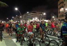 O Movimento Bike Night Cabo Frio realiza nesta quinta-feira (22) mais uma edição do passeio ciclístico.