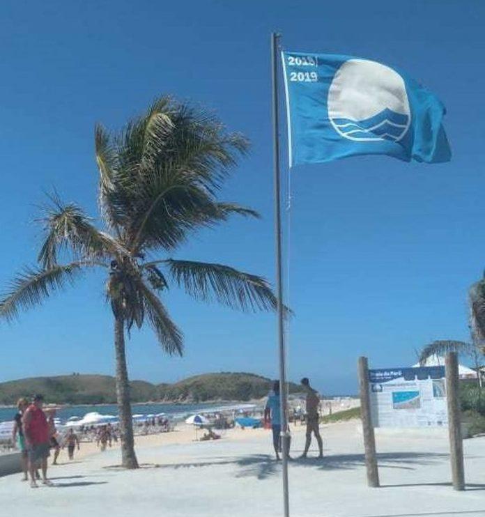 A Secretaria de Meio Ambiente conseguiu junto ao Comitê Nacional do Programa Bandeira Azul a prorrogação do prazo de início das obras de Revitalização da Orla do Peró
